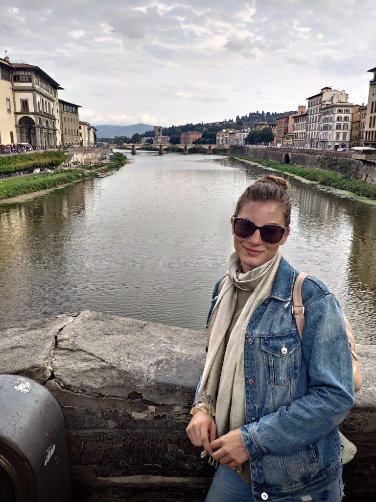 Postureo en el río 1